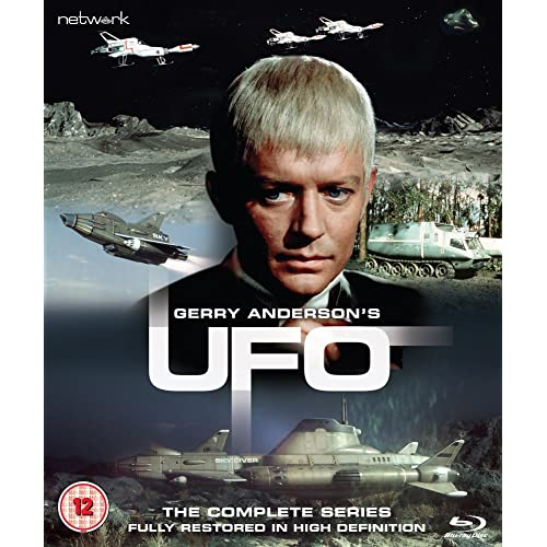 UFO Tv Series: Amazon co uk