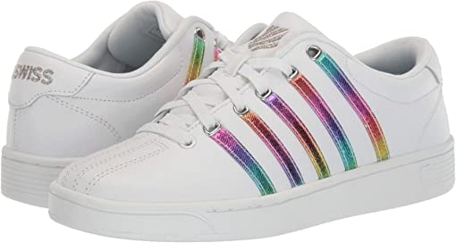 White/Rainbows