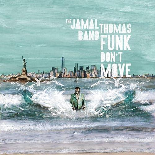 Resultado de imagen de jamal thomas band lp funk don't move