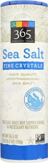 365 Everyday Value, Sea Salt, Fine Crystals, 26.5 oz