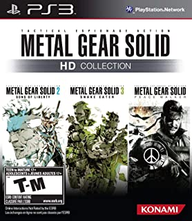 Metal Gear Solid HD Collection by Konami (2011) - PlayStation 3