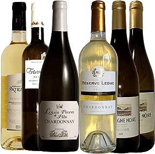 フランス産 ヴァン・ド・ペイクラスの掘り出し物を6本厳選 安旨 白ワイン6本セット