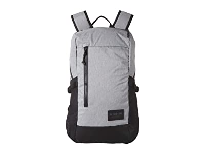 Burton Prospect 2.0 Backpack (Gray Heather) Backpack Bags