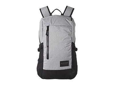 Burton Prospect 2.0 Backpack (Gray Heather) Backpack Bags