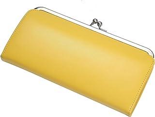 [レガーレ] がま口 長財布 レディース ギャルソン ウォレット 本革 使いやすい 薄い 財布