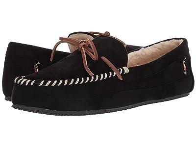 Polo Ralph Lauren Markel IV Slipper (Black) Men