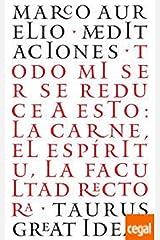 Meditaciones: Agosto 2021 (Spanish Edition) eBook Kindle