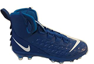 Force Savage Varsity 2 Football Cleats Game Royal White Size 9.5