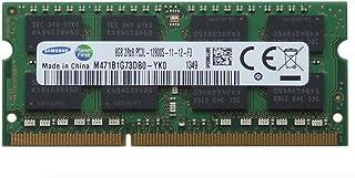 لاب توب سامسونج DDR3-PC3L-12800s ذاكرة رام 8 جيجابايت