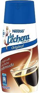 Nestlé La Lechera Leche condensada, Botella sirve fácil - 450 gr