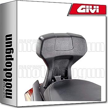 GIVI DOSSERET TB55 COMPATIBLE AVEC YAMAHA XMAX X-MAX 125 2010 10 2011 11 2012 12 2013 13