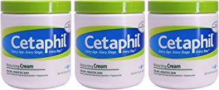 Cetaphil Moisturizing Cream for Dry, Sensitive Skin, 20 Ounce, (Pack of 3)