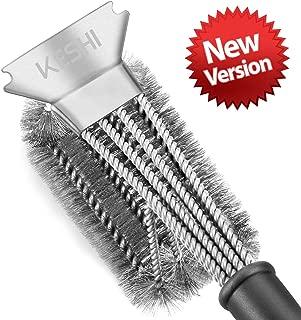 SCS-Tool 3//8 in Stainless Power Tube Brush 10 pack