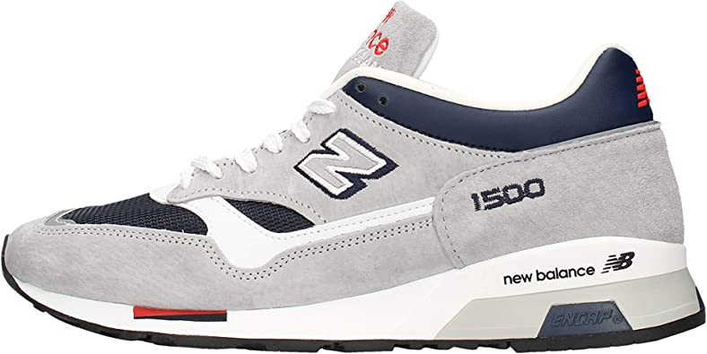 New Balance M1500 Made in England Grey/Blue Trainers