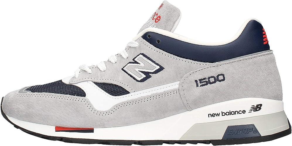 New Balance 1500 Sneakers Grigia da Uomo M1500GNW