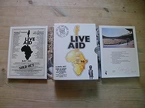 LIVE AID 4 DVD BOXED SET (DVD AUDIO)