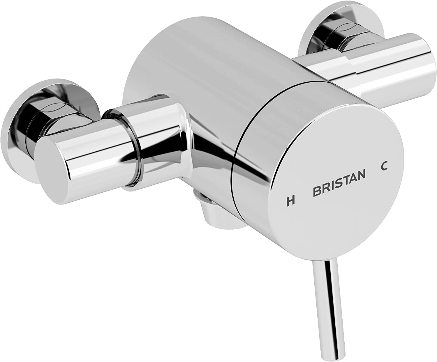 Bristan PM2 Free shipping on posting reviews SQSHXVO C Prism Sequential Shower Exposed store Chr Valve