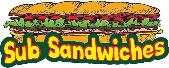 SUB Sandwiches 24