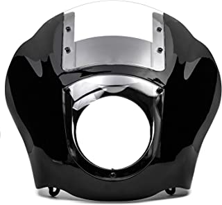 XMT-MOTO New ABS Quarter Fairing Kit For 1988-later XL,1986-1994 FXR and 1995-2005 Dyna models