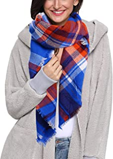 Best red and blue blanket scarf Reviews