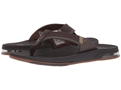 Reef Fanning Low (Brown) Men