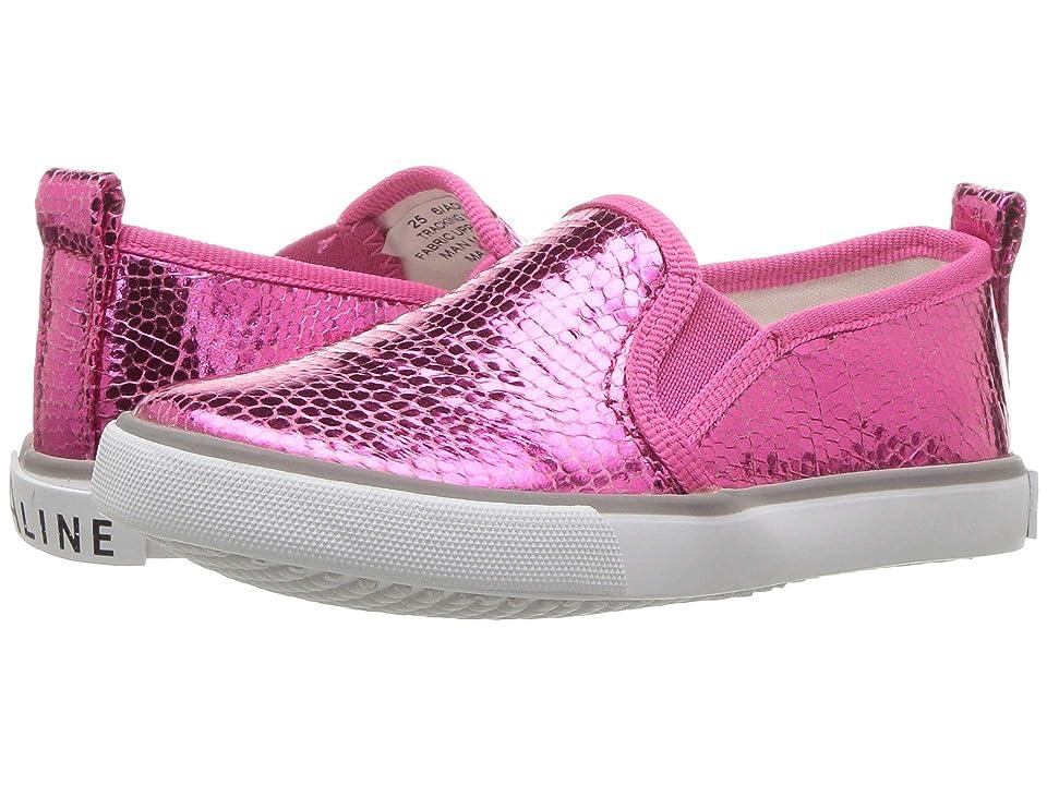 Amiana 6-A0864 (Toddler/Little Kid/Big Kid/Adult) (Fuchsia Snake Fabric) Girls Shoes