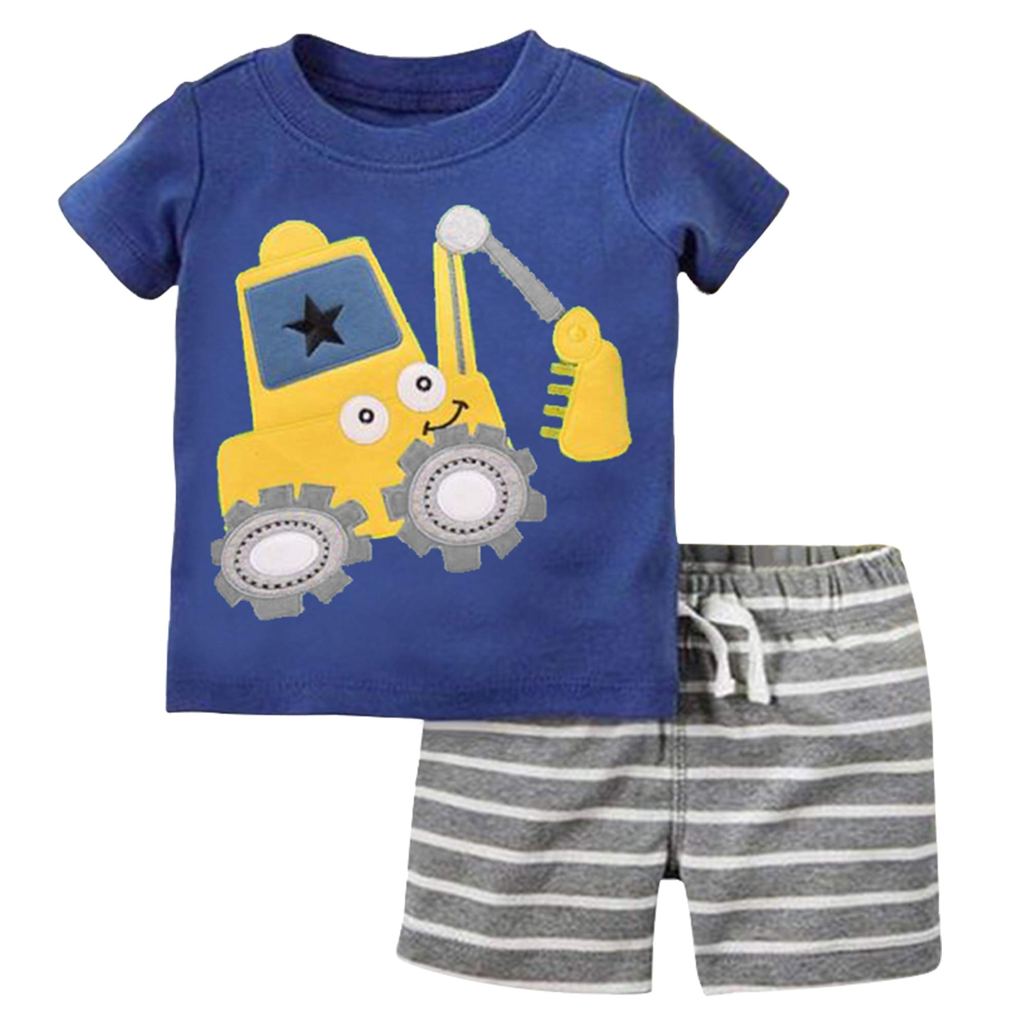 ARAUS Kids Trousers Girl Boy Casual Sweatpants Cartoon Sports Pants Tracksuit Bottoms 1-5 Years