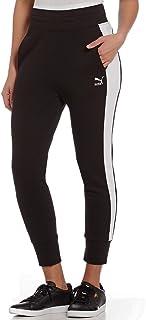 PUMA Women's French Terry Fleece Jogger Pants