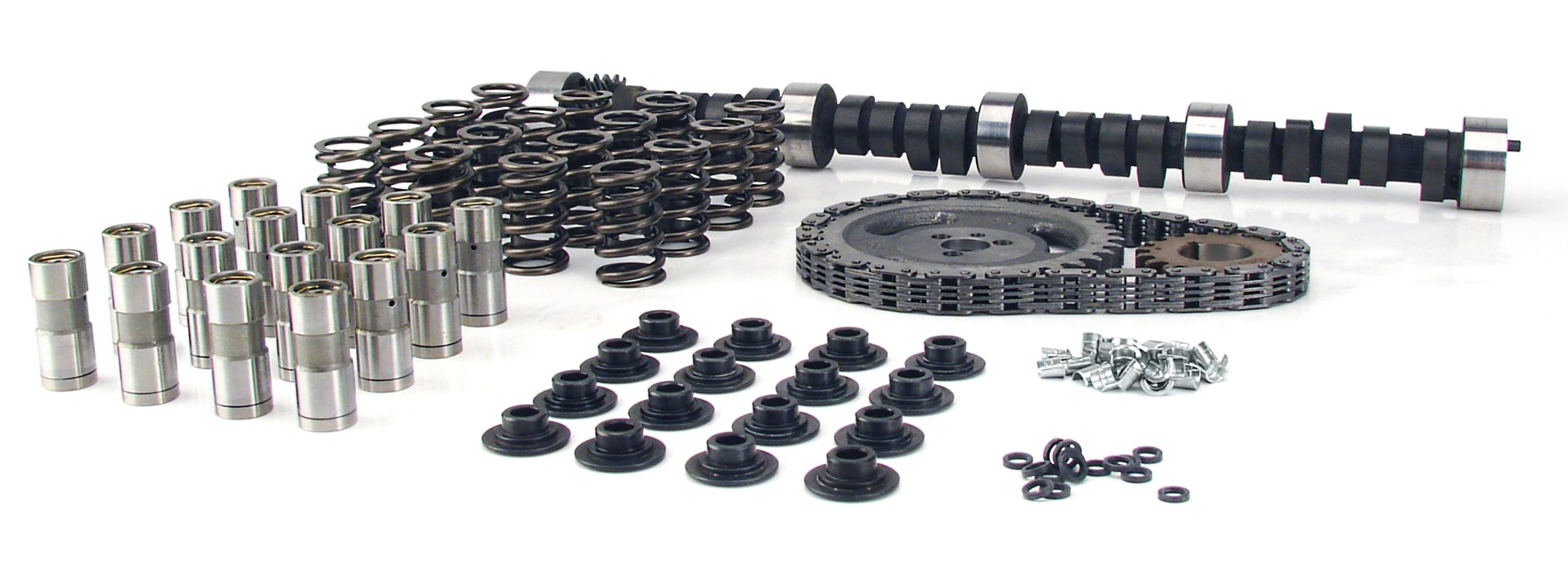 Comp Cams CL12-246-3 SB Chevy XE274H Xtreme Energy Cam and Lifter Kit
