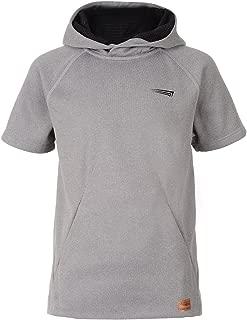 Copper Fit Boys' Big Short Sleeve Hoodie Sweatshirt