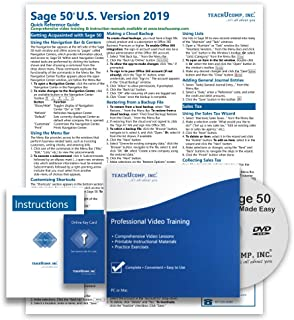 sage 50 video tutorials