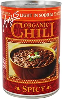 Best amy's chili spicy Reviews