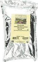 Starwest Botanicals Organic Gunpowder Green Tea, 1-pound Bag