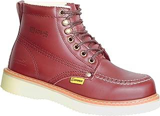 Guepardo Safety Footwear Model GHWMCOÑACG (Modern Work Boots)