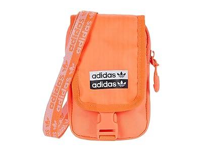 adidas R.Y.V Crossbody Bag (Signal Coral) Bags
