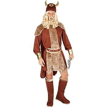 TecTake dressforfun Disfraz para Hombre Jefe Vikingo | Atuendo ...