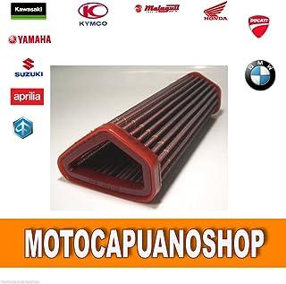 FM482//08 FILTRO ARIA BMC DUCATI MULTISTRADA 1200 S 2010 2014 LAVABILE RACING SPORTIVO