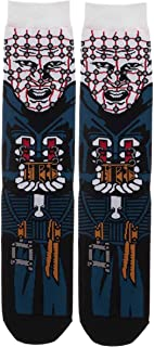Pinhead Hellraiser 360 Character Socks