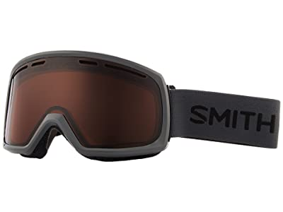 Smith Optics Range Goggle (Charcoal Frame/RC36/Extra Lens) Snow Goggles
