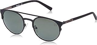 Timberland Round Men's Sunglasses - TB9120-54-20-145mm