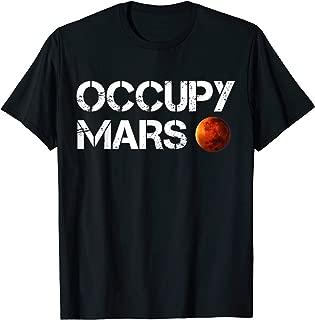 elon musk shirt occupy