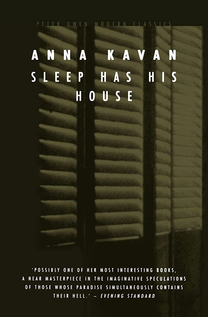 国籍自分を引き上げる緩むSleep Has His House (Peter Owen Modern Classic)