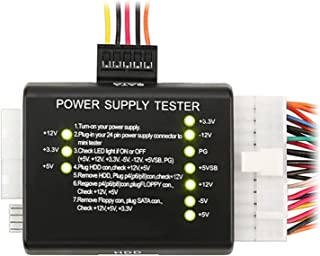 Best 20 24 pin power supply tester Reviews