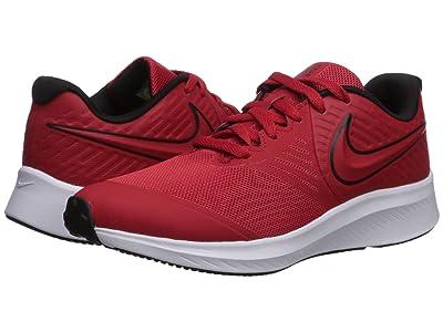 Nike Kids Star Runner 2 (Big Kid) (Uni Red) Boys Shoes