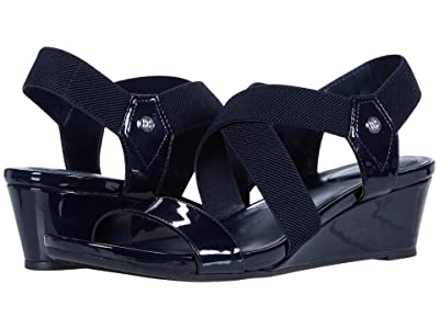 Bandolino Isadora 2 (New Luxe Navy/New Luxe Navy) Women