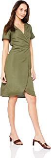 All About Eve Women's Avery Wrap Dress