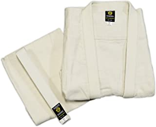 Yamato Sakura Unbleached Single Weave Judo Gi Uniform