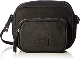Superdry Leather Delwen Cross Body, Bandoulière