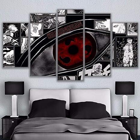 Funlife forma de coraz/ón pared Art Decor cp058 cuadro de lienzo pared im/ágenes para decoraci/ón del hogar