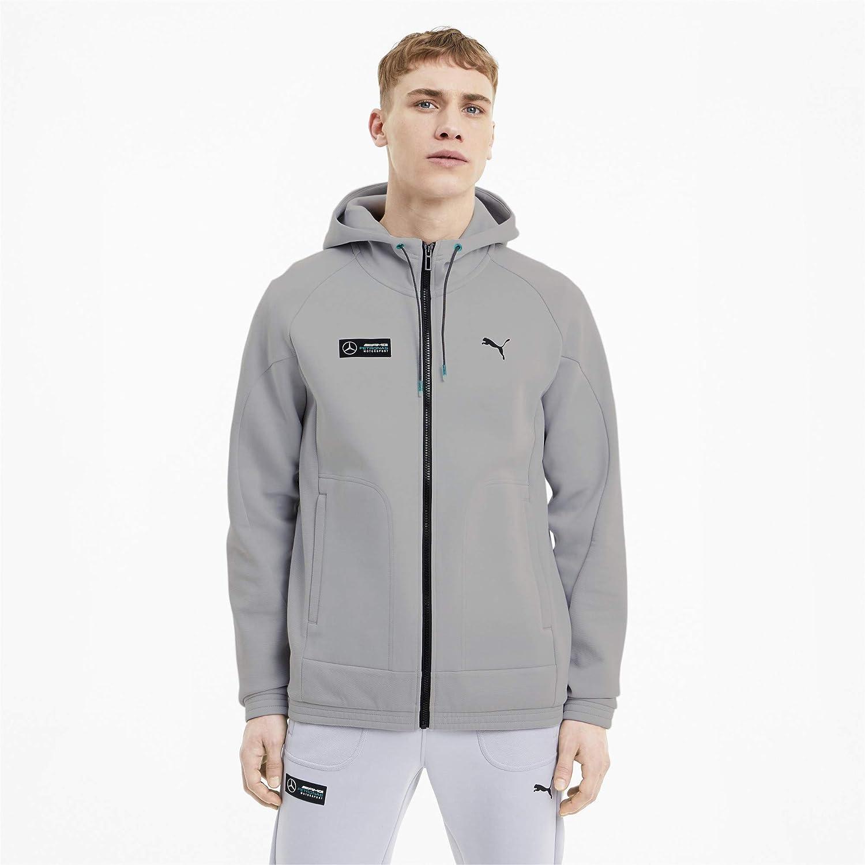 bosque sufrimiento hielo  Amazon.com : PUMA Formula 1 mens Mercedes Amg Petronas Motorsport Mcs Sweat  Jacket : Clothing